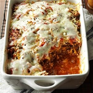 Watch Us Make: Cabbage Roll Casserole