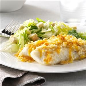 Caesar Orange Roughy Recipe