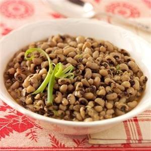 Cajun Black-Eyed Peas Recipe