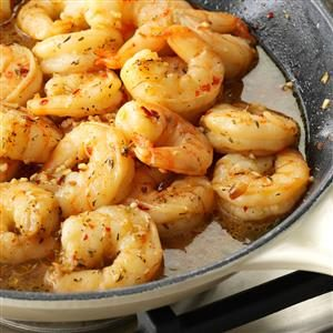 Cajun Shrimp Skillet Recipe