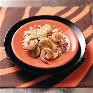 Cajun Shrimp Stir-Fry Recipe