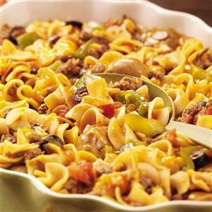 California Casserole Recipe