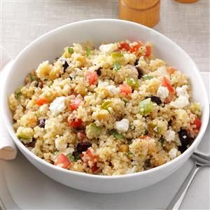 California Quinoa Recipe