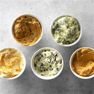 Watch Us Make: Flavored Butters