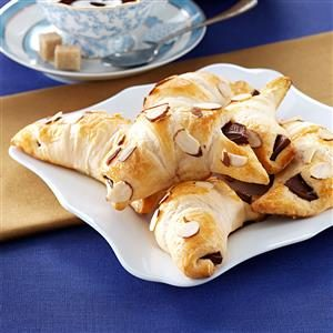 Candy Bar Croissants Recipe