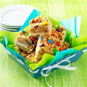 Candy Cereal Treats