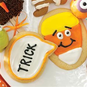 Candy Corn Conversation Cookies Recipe