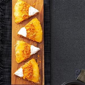 Candy Corn Quesadillas Recipe
