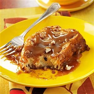 Caramel-Pecan French Toast Bake Recipe