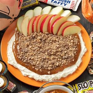 Caramel-Toffee Apple Dip Recipe