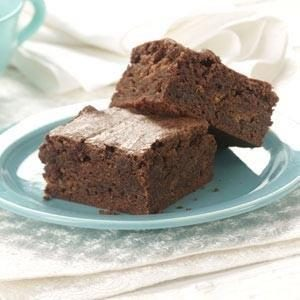 Caramel Toffee Brownies