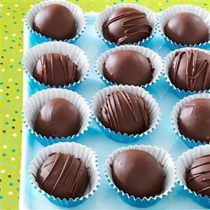 Caramel Truffles Recipe