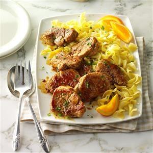 Caramelized Pork Slices Recipe