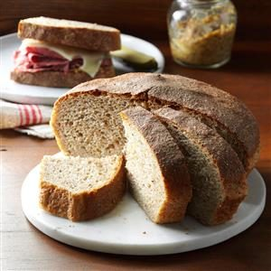 Caraway Seed Rye Bread Recipe