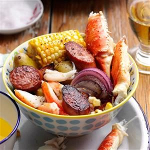 Carolina Crab Boil Recipe