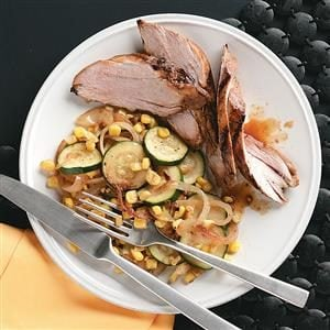 Carolina Marinated Pork Tenderloin