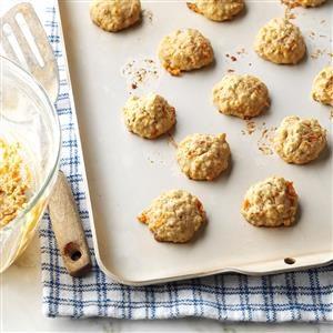 Carrot Cookie Bites Recipe