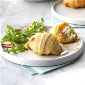 Champion Chicken Puffs Recipe
