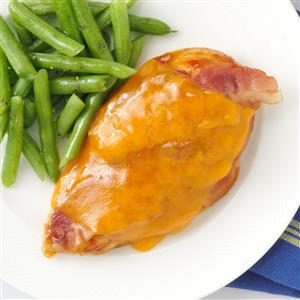 Cheddar Bacon Chicken Recipe