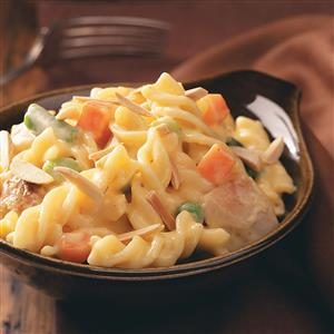 Cheddar Turkey Casserole Recipe