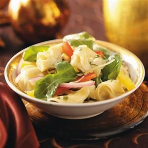 Cheese Tortellini Salad Recipe