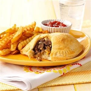Cheeseburger Pockets Recipe