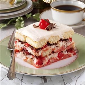 Cherry-Misu Recipe