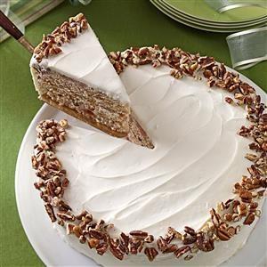 Cherry Spice Cake Recipe