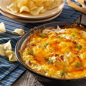 Chesapeake Crab Dip Recipe