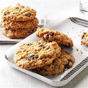 Chewy Good Oatmeal Cookies Recipe