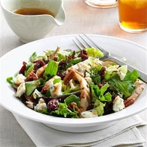 Chicken, Pecan & Cherry Salad Recipe