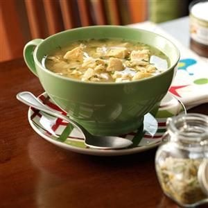 Chicken and Rice Soup Mix