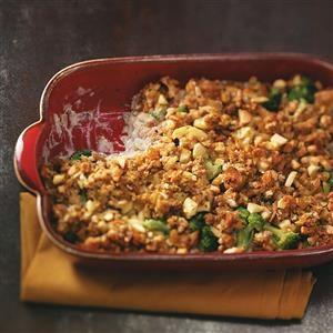 Chicken Casserole Supreme Recipe