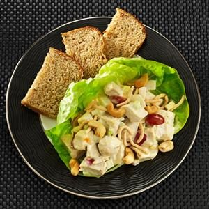 Chicken Curry Fruit Salad Recipe