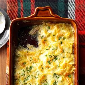 Chicken Enchilada Bake Recipe