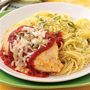 Chicken Mozzarella Recipe