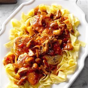 Chicken Neapolitan Recipe
