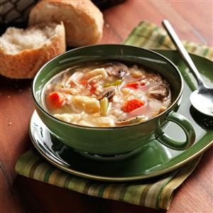 Chicken Soup with Spaetzle Recipe