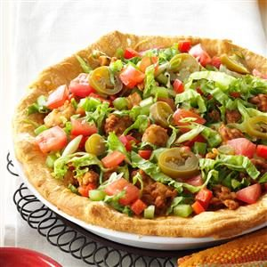 Chicken Taco Pie