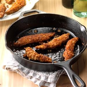Chili Chicken Strips Recipe