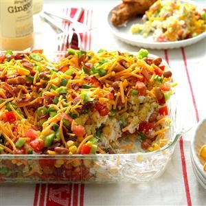 Watch Us Make: Chili Corn Bread Salad
