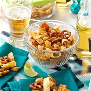 Chili-Lime Snack Mix Recipe