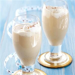 Chilled Mocha Eggnog Recipe