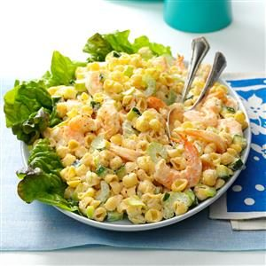 Chilled Shrimp Pasta Salad Recipe