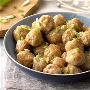 Chinese Meatballs Recipe