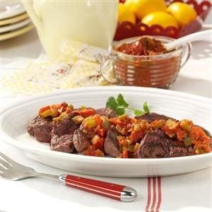 Chipotle Beef Tenderloins Recipe