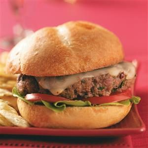 Chipotle Cheeseburgers Recipe