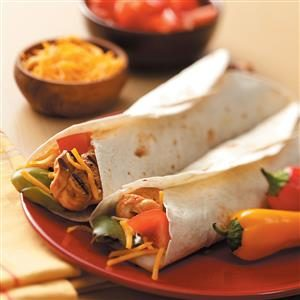Chipotle Chicken Fajitas Recipe