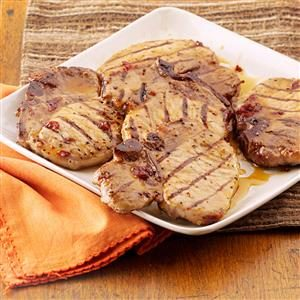 Chipotle-Orange Pork Chops Recipe