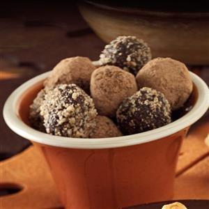 Choco-Tato Truffles Recipe